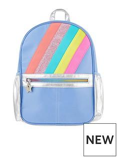 accessorize-girls-rainbow-backpack-multi