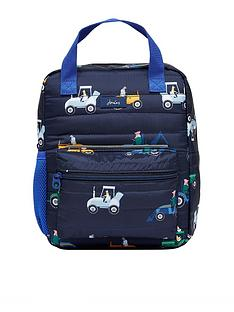 joules-boys-tractor-venture-backpack-navy