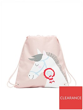 joules-girlsnbsphorse-active-drawstring-bag-pink