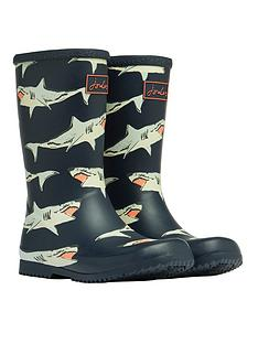 joules-boys-sharks-roll-up-wellies-navy