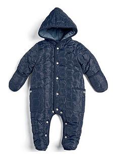 mamas-papas-baby-boys-quilted-pramsuit-blue