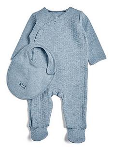 mamas-papas-baby-boys-all-in-one-with-bib-blue