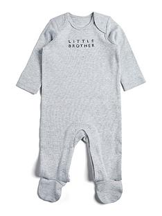 mamas-papas-baby-boys-little-brother-all-in-one-grey