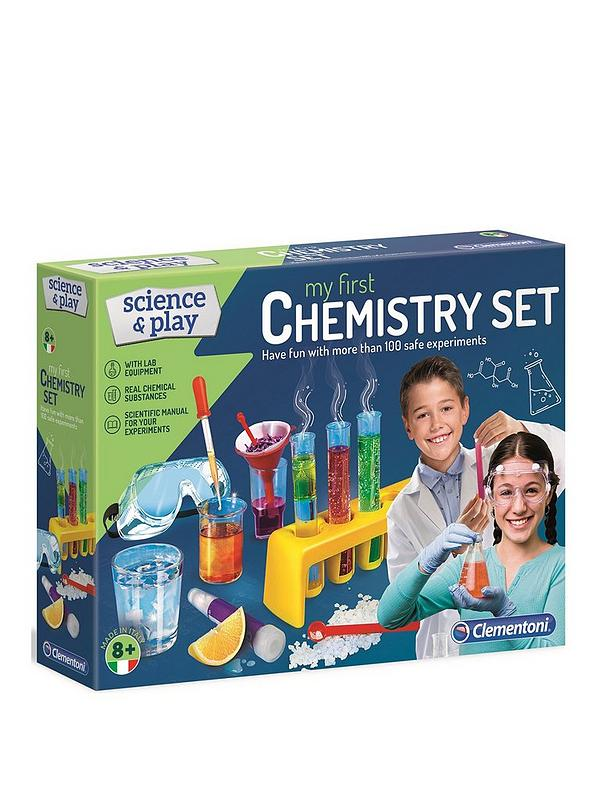 Science & Play-ჩაატარე 100 საინტერესო ექსპერიმენტი
