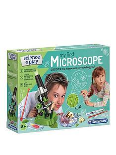 clementoni-my-first-microscope