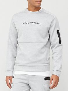 kings-will-dream-avell-sweatshirt-grey