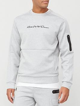 kings-will-dream-avell-sweatshirt-grey