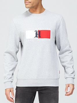 tommy-hilfiger-lewis-hamilton-monogram-logo-sweatshirt--nbspgrey