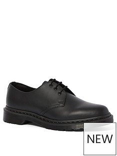 dr-martens-1461-mono-3-eye-shoes-black