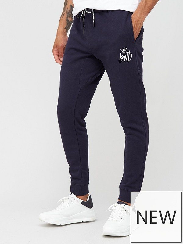 Kings Will Dream Mens Poly Jogger Sweat Shorts Summer Gym Bottoms Holiday KWD