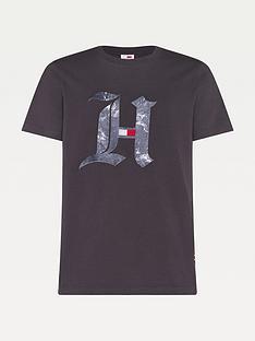 tommy-hilfiger-lewis-hamiltonnbspmarble-h-t-shirt-washed-black