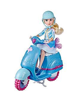 Disney Princess Comfy Squad Cinderella'S Sweet Scooter