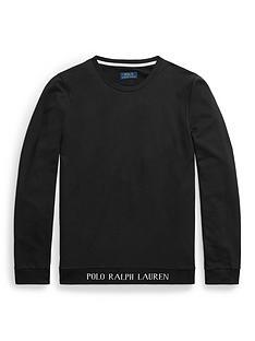 polo-ralph-lauren-jersey-sleep-sweatshirt-black