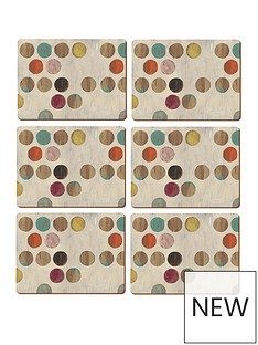 creative-tops-retro-spot-placemats-ndash-set-of-6