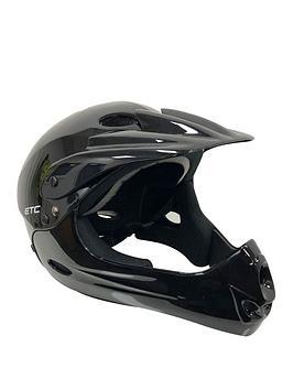 etc-kids-helmet-full-face-blk-54-58cm