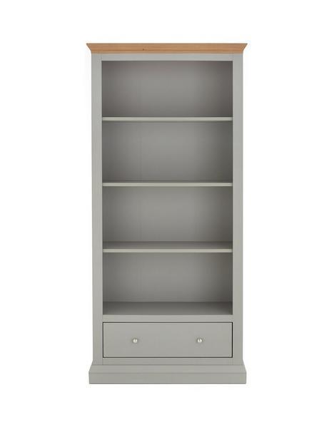 hanna-1-drawer-bookcase-greyoak-effect