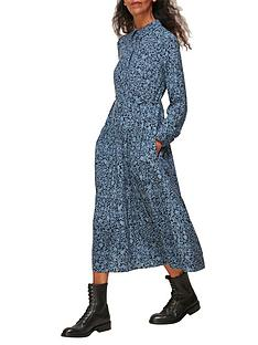 whistles-eucalyptus-print-dress-blue