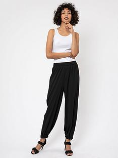 religion-society-trousers-black