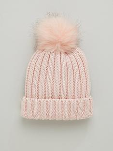 v-by-very-girls-pom-beanie-light-pink