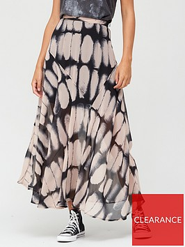 religion-joy-patterned-maxi-skirt-pink