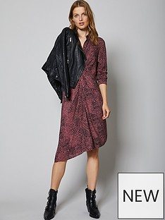 mint-velvet-liv-animal-print-twist-front-shirt-dress
