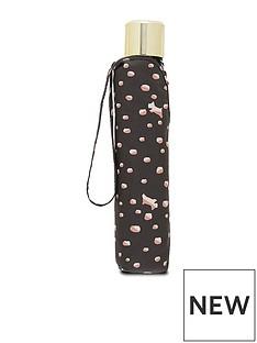 radley-pea-dog-umbrella-black