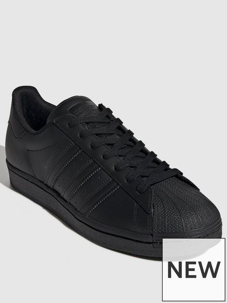 adidas-originals-superstar-blackblack