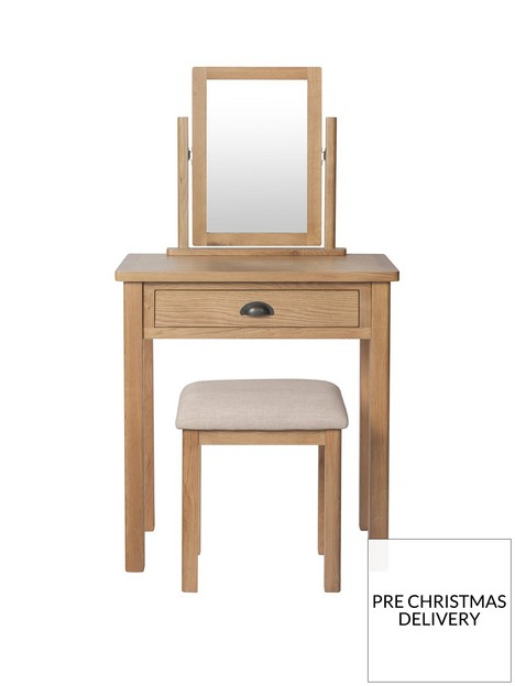 k-interiors-shelton-part-assemblednbspdressing-table-stool-and-mirror-set