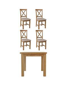 k-interiors-shelton-flip-table-amp-4-chairs