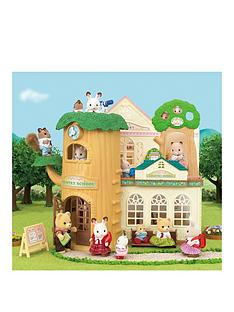 sylvanian-families-sylvanian-country-tree-school