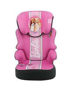barbie-befix-sp-lxnbspgroup-2-3-high-back-car-booster-seat