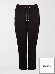 v-by-very-curve-lace-trim-straight-leg-joggers-black