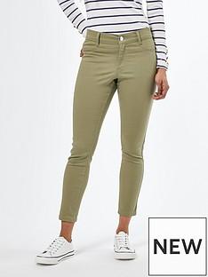 dorothy-perkins-petite-frankie-jeans--nbspkhaki