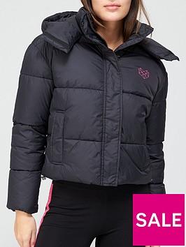 pink-soda-lax-padded-jacket-black