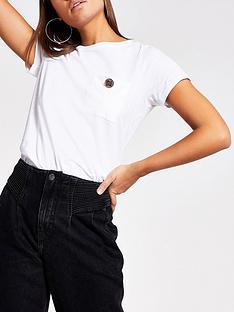 river-island-turnback-button-t-shirt-white