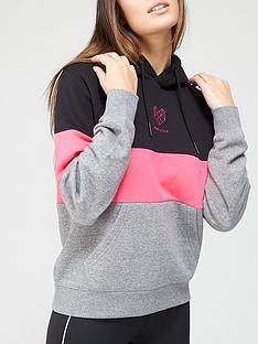 pink-soda-bria-panel-hoodie-multi