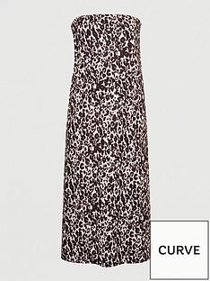 v-by-very-curve-bandeau-maxi-dress-animal-print