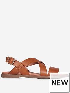 dorothy-perkins-cross-over-sandals-tan