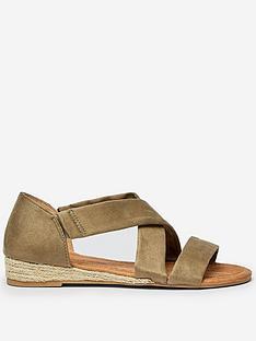 dorothy-perkins-mini-wedge-sandals-khaki