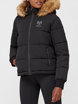 pink-soda-ruwa-padded-jacket-black