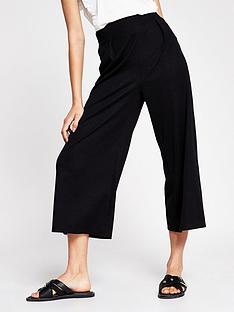 river-island-crinkle-jersey-culottes-black