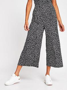 river-island-crinkle-jersey-culottes-spot-print