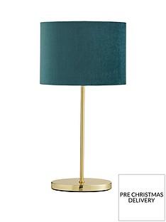 michelle-keegan-celyn-velvet-table-lamp