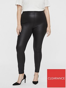 junarose-shiny-leggings-black