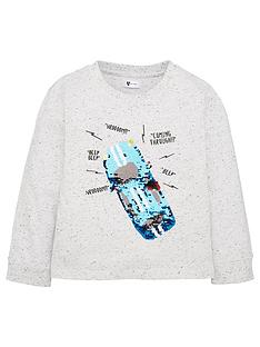 mini-v-by-very-boys-sequin-racing-car-t-shirt-oatmeal