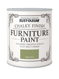 rust-oleum-chalky-finish-750-ml-furniture-paint-ndash-sage-green