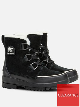 sorel-torino-ii-ankle-boot-black