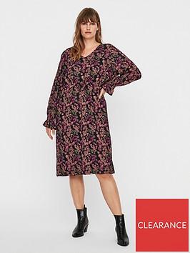 junarose-haldis-printed-smock-dress-multi