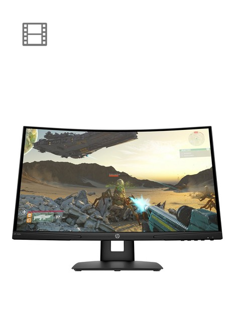 hp-x24c-236-inch-fhd-gaming-monitor-4ms-hdmi-dp-with-stand