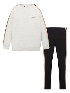 v-by-very-girls-longline-side-stripe-sweat-and-legging-set-multi